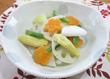 野菜のはちみつ白だし煮