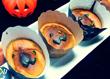 かぼちゃと豆乳のハニーケーキ