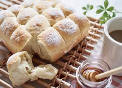 はちみつミルクちぎりパン