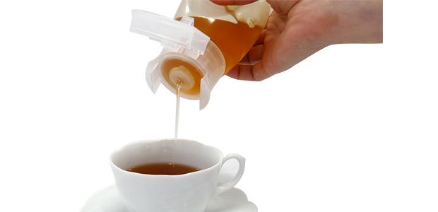 使いやすい蜜切れピタッとボトル