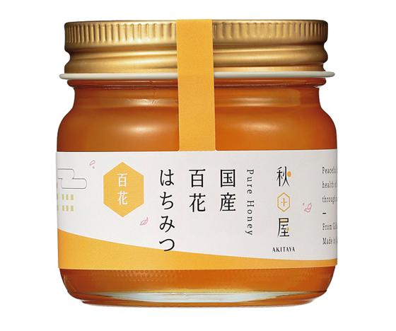 国産百花はちみつ-秋田屋通販オンラインショップ